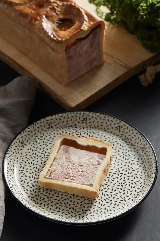 Pâté en croute Alsace
